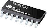 Texas Instruments 74ALS621A Bus Transceivers Octal Bus Transceiver, Logic Integrated Circuit